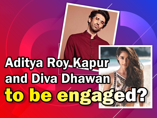 Aditya Roy Kapur and Diva Dhawan to be engaged?
