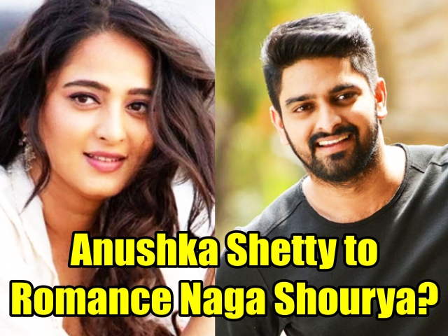 Anushka Shetty to romance Naga Shourya?
