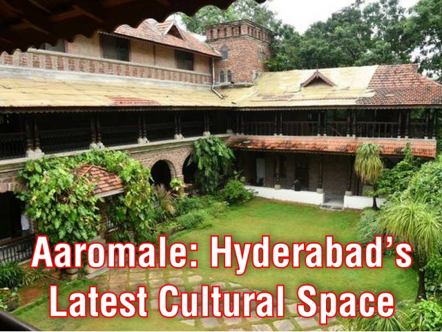 Aaromale: Hyderabad's Latest Cultural Space