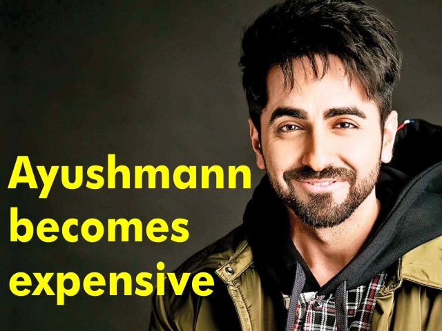 Ayushmann charges a bomb for an ad commercial!