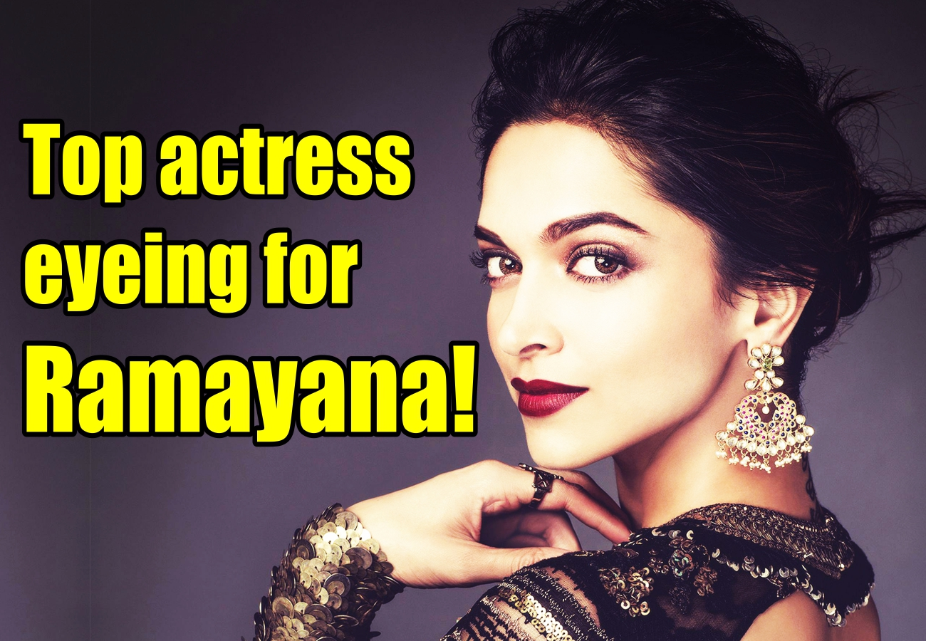 Top actress eyeing for Ramayana!