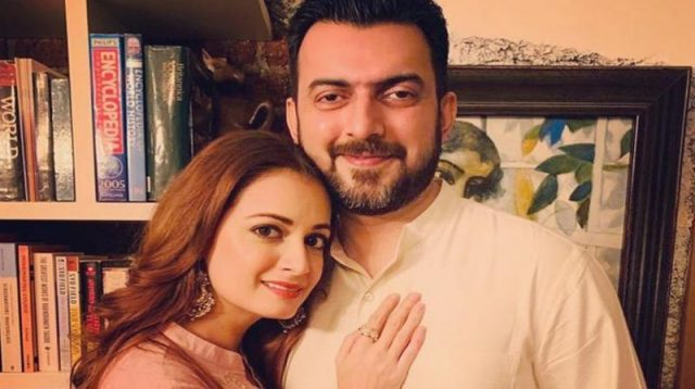 Actress Dia Mirza wants to be separated from Husband