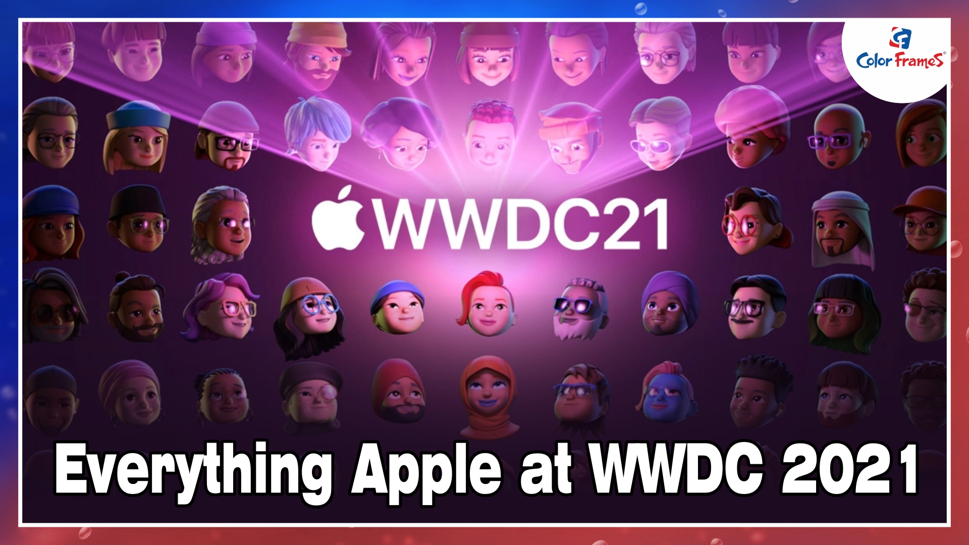 Everything Apple at WWDC 2021