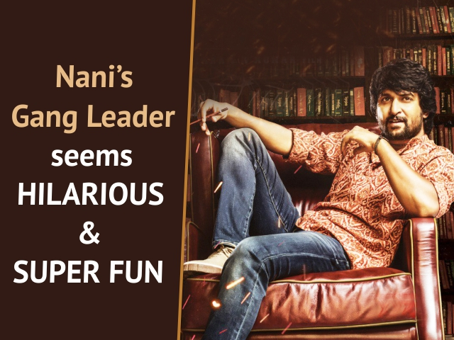 Nani's Gang Leader seems hilarious and super fun.
