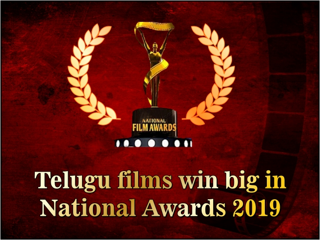 Telugu films win big in National Awards 2019
