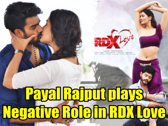 Yet another negative role by Payal Rajput?