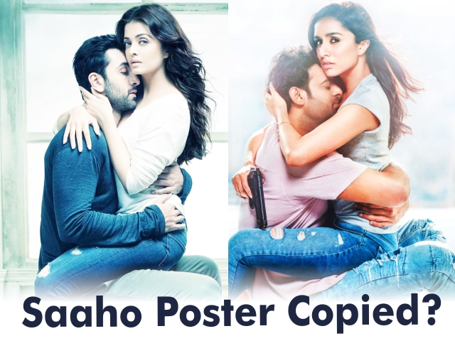 New poster of Saaho copied??