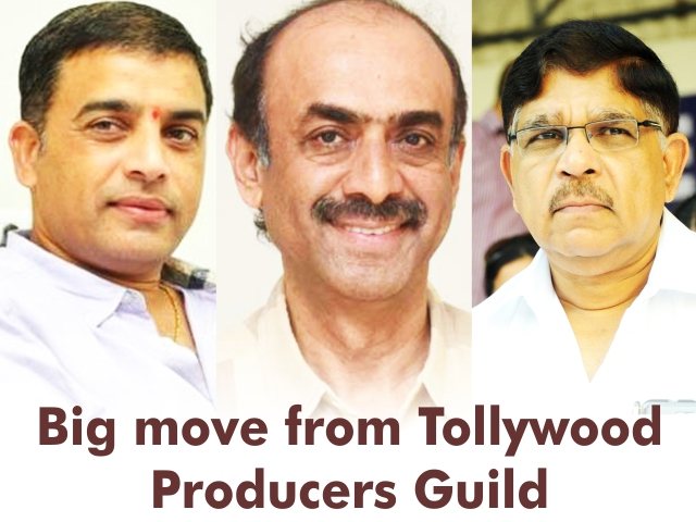 Big move from Tollywood Producers Guild
