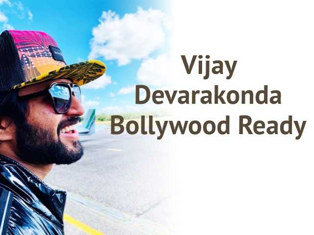 Vijay Devarakonda Bollywood Ready?