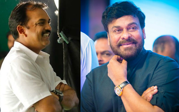 Megastar Chiranjeevi all set for Koratala Film with Naxalism Backdrop