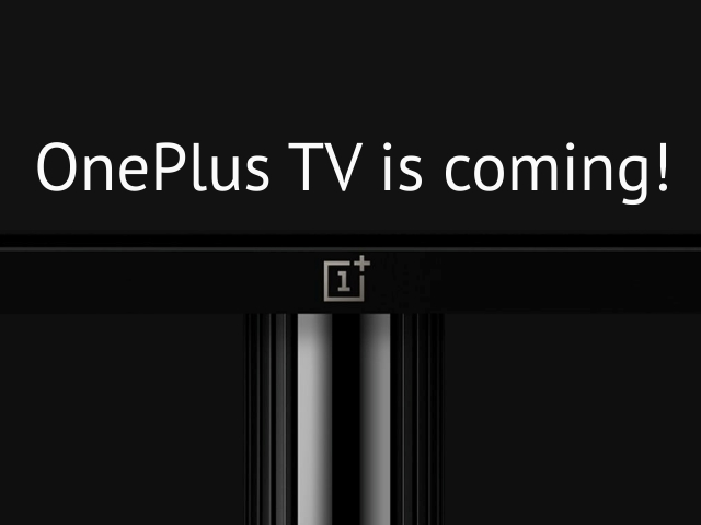 OnePlus TV is coming!