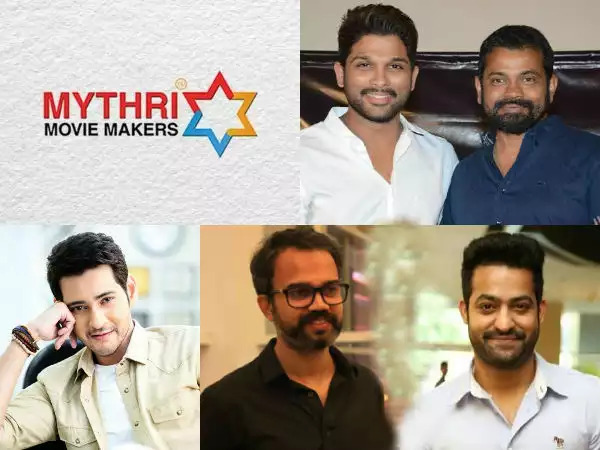 Mythri  pins hope in NTR, Mahesh & Bunny